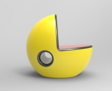 Pac Man Seat [One More Thing Before We Go]
