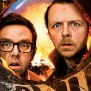 New Simon Pegg Movie [Procrastinate on This!]
