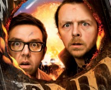 New Simon Pegg Movie [Procrastinate on This!]