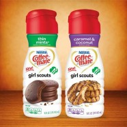 Girl Scout Cookie Coffee-Mate [One More Thing Before We Go]