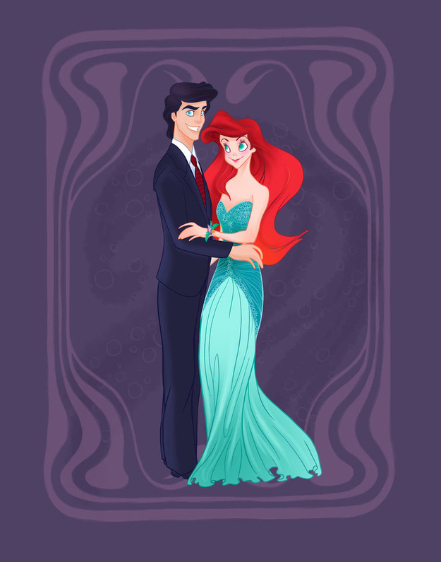 disney-prom-little-mermaid