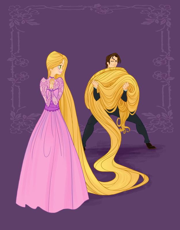 disney-prom-tangled