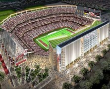 New San Francisco 49ers' Stadium To Include Bay Area's Second Biggest ER