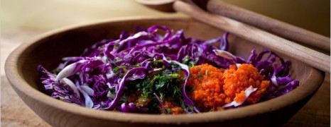 Of Red Cabbage and Forgiveness