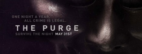 """The Purge"" To Be Retitled ""Tuesday"" In Mid-Town Manhattan"