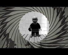 Legos does CASINO ROYALE [Procrastinate on This!]