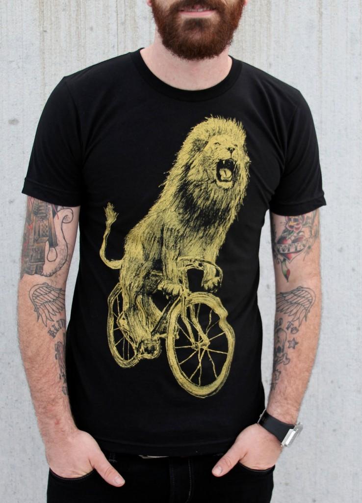 lion bicycle 23 bucks