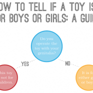 How to Tell If a Toy Is for Boys or Girls [One More Thing Before We Go]