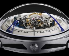 Deep Space Nine Tourbillon Watch by Vianney Halter [One More Thing Before We Go]