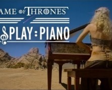 Game of Thrones by Cosplay: Piano [Procrastinate on This]