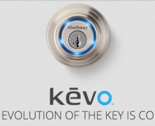 Kevo: Your Smartphone Is Now Your Key [One More Thing Before We Go]