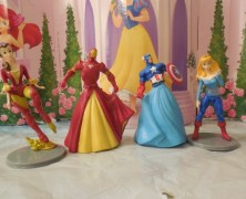 Princess Superheroes [One More Thing Before We Go]