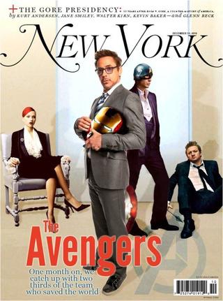 avengers new york
