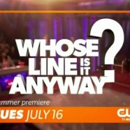 Whose Line is it Anyway? Makes a Hilarious Return to TV [Kicking Back with Jersey Joe]