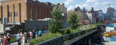 From Urban Blight to Urban Delight – A Walk on New York City's High Line [Kicking Back with Jersey Joe]