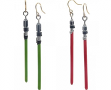 $7.99 Light Saber Earrings [One More Thing Before We Go]