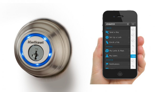 iphone door lock kevo your smartphone is now your key one more thing 11806